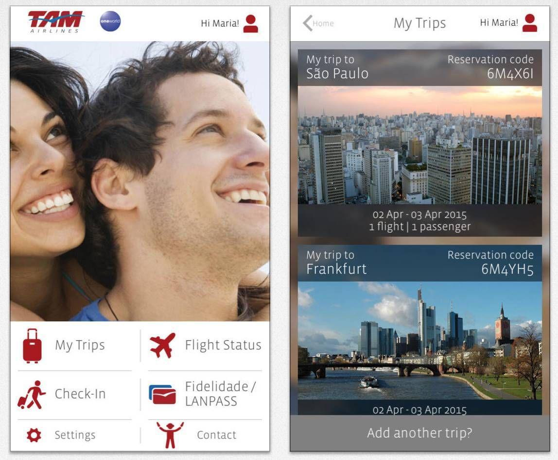 tam mobile aplicativo passageirodeprimeira