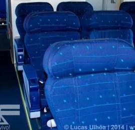 Azul não terá tempo de reformar o interior dos aviões antes do início das operações internacionais