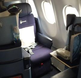 Classe Executiva da airberlin no A330