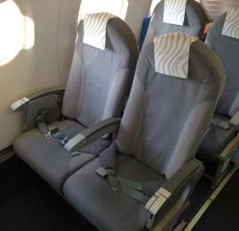 Classe Executiva da Finnair no E190