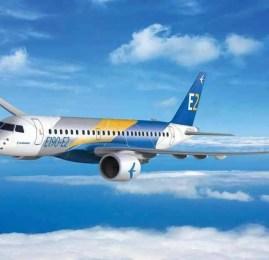 GOL avalia a compra de aeronaves Embraer