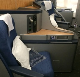 Classe Executiva da US Airways no A330 – Envoy Suite
