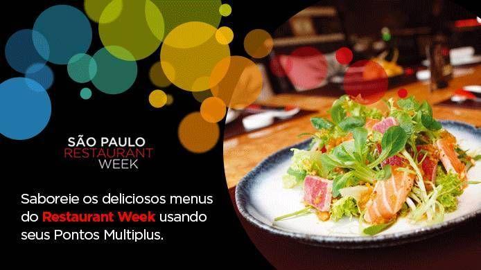 multiplus restaurante week passageirodeprimeira