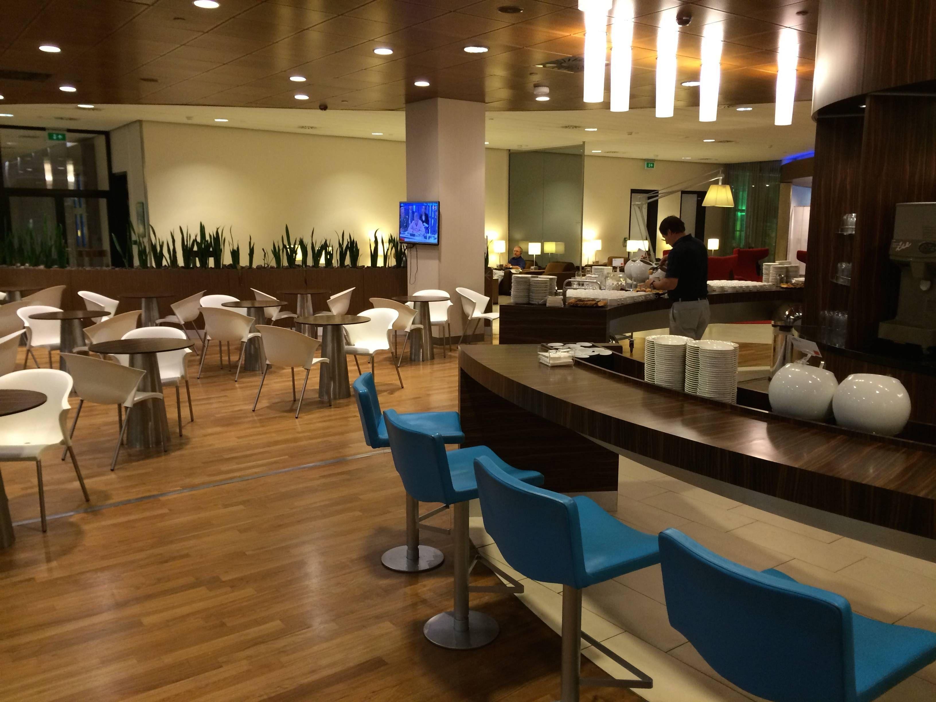klm crown lounge sala vip amsterdam