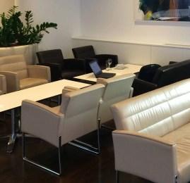Sala VIP JET Lounge – Aeroporto de Vienna