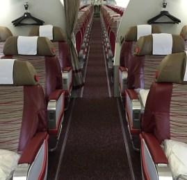 Classe Executiva da TAM no A320