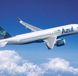 Azul Linhas Aéreas anuncia aquisição de 63 Airbus A320neo