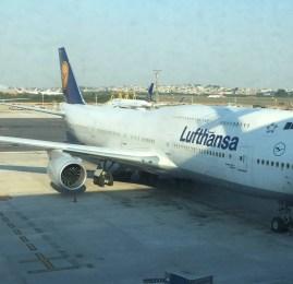 Lufthansa vai começar a voar com o novo Boeing 747-8i na rota Frankfurt – Rio de Janeiro