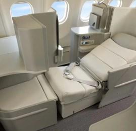 MILAGRE! Smiles volta a mostrar classe executiva da Alitalia em voos saindo do Brasil