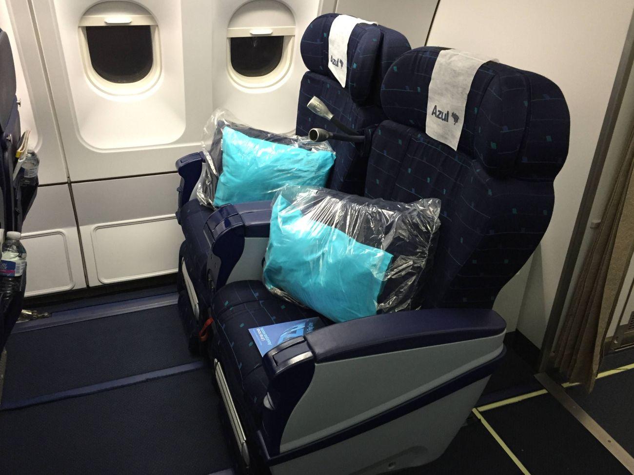 classe executiva azul businesslight a330