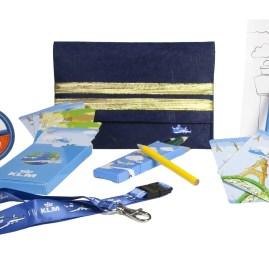 KLM lança produto exclusivo para crianças