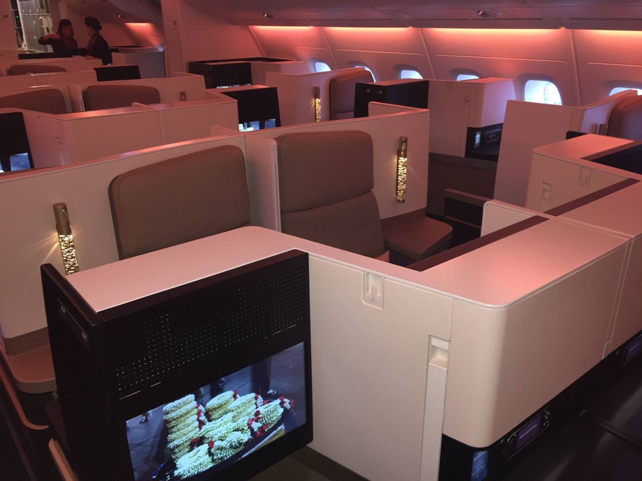 Etihad A380 Business Studio Class PassageirodePrimeira-06