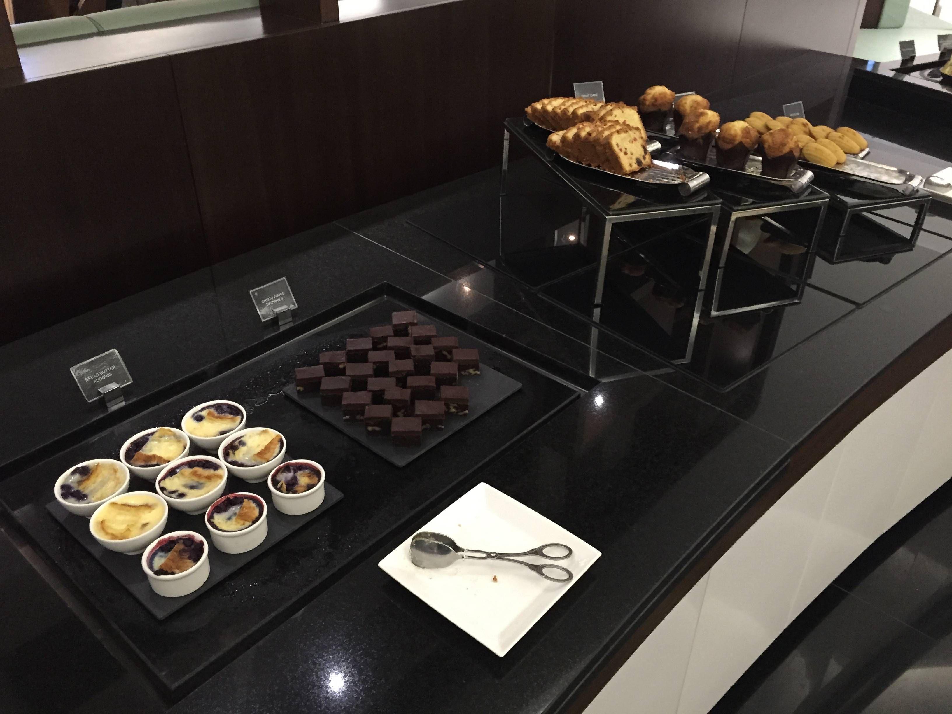 Etihad Premium Lounge Abu Dhabi - Passageiro de Primeira19