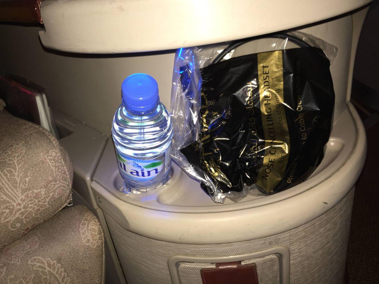 Jet Airways A330 Business Class Etihad Passageirodeprimeira -015