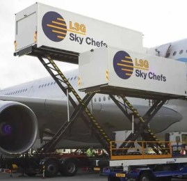 LSG Sky Chefs amplia os negócios com a Azul