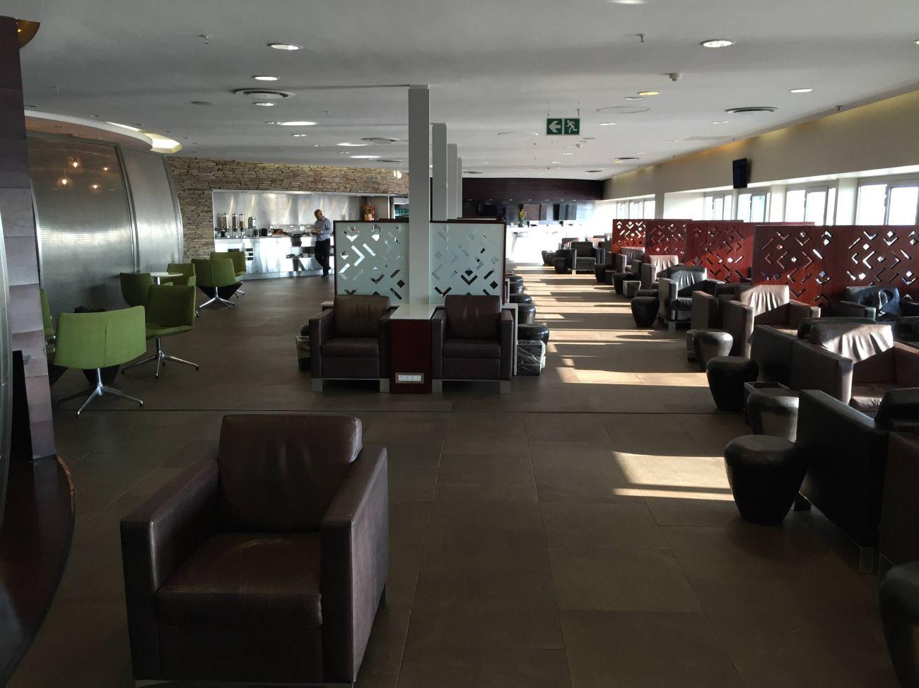 South African Platinum Lounge JNB PassageirodePrimeira-020