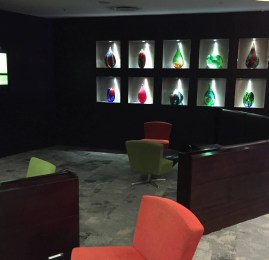 South African Platinum Lounge – Aeroporto de Johannesburgo (JNB)