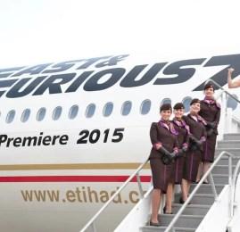 Etihad Airways e Universal Pictures lançam novo avião com adesivo de Velozes e Furiosos