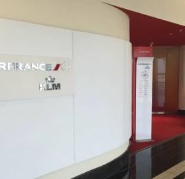 Air France-KLM Lounge no Aeroporto de Johannesburgo (JNB)