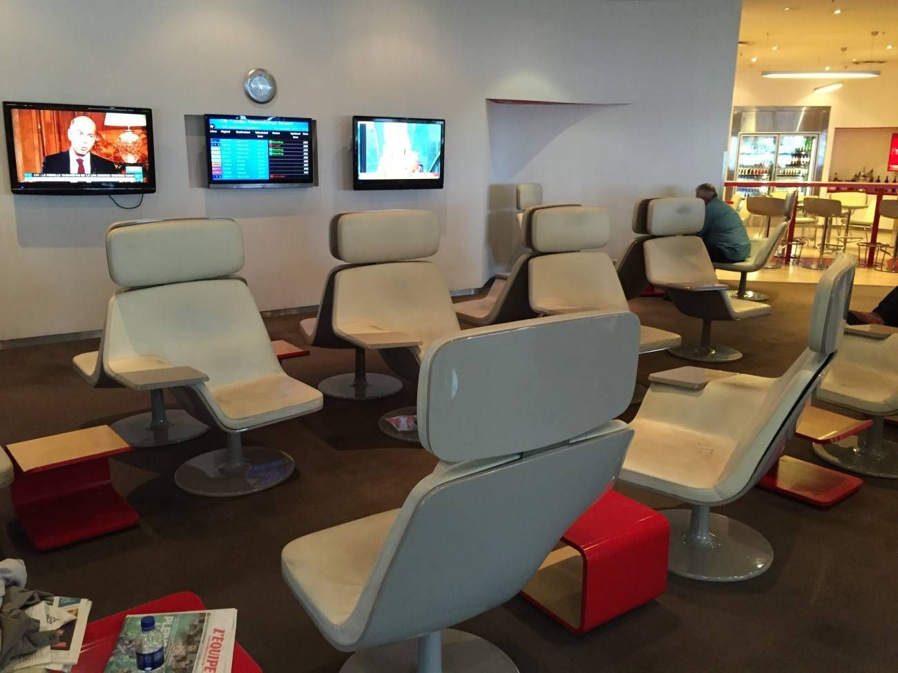 Air France KLM Lounge Johannesburg - 07