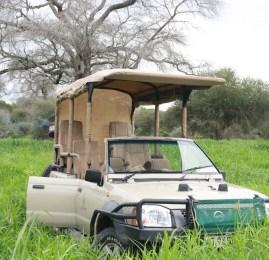 Safari na Tanzânia – Jongomero Camp by Selous