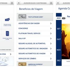 American Express Brasil lança aplicativo para celular
