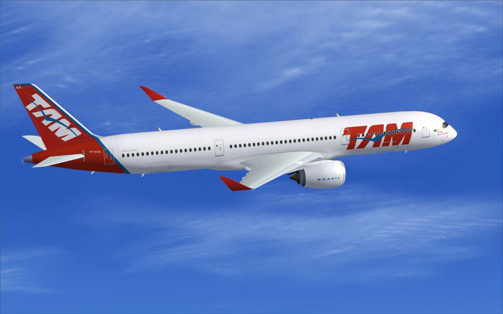 TAM-airbus-A350-900-XWB-fsx1