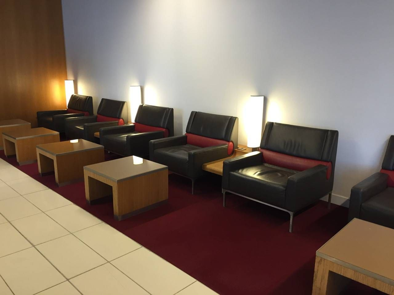 Air France Lounge Paris Terminal 2E-011