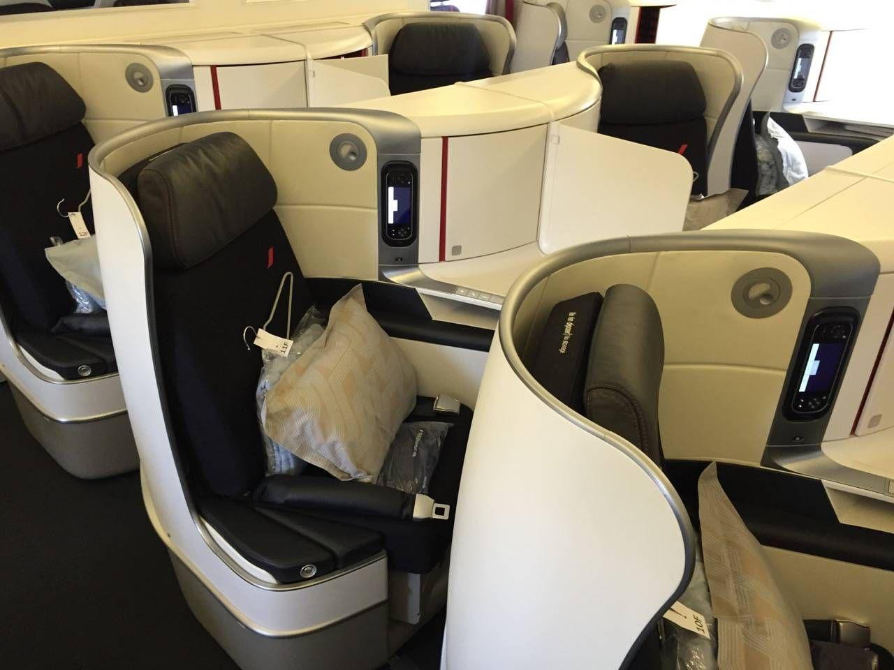 Air France New Business Class-019