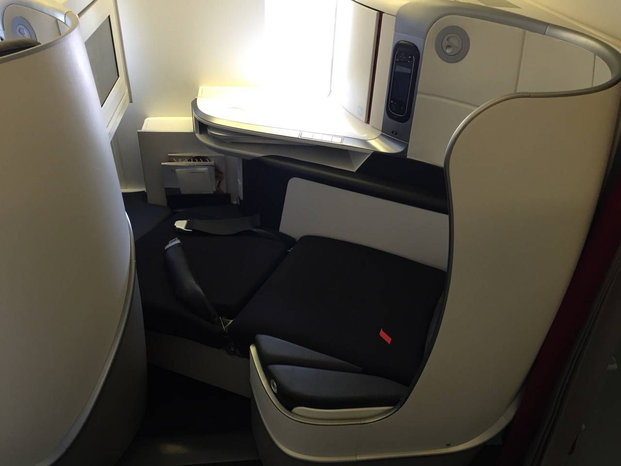 Air France New Business Class-021