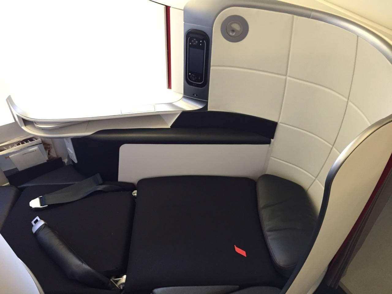 Air France New Business Class-023