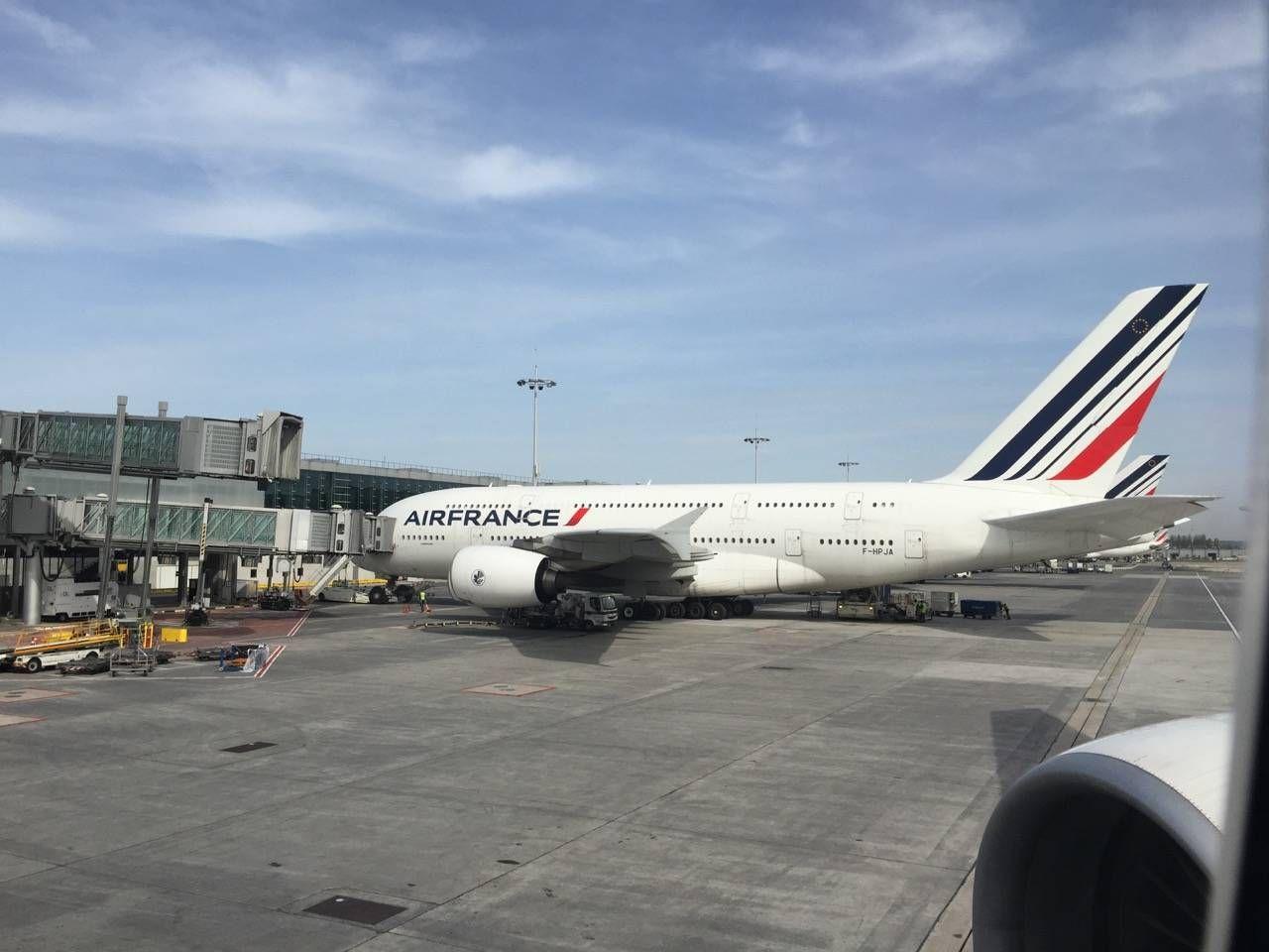 Air France New Business Class-025