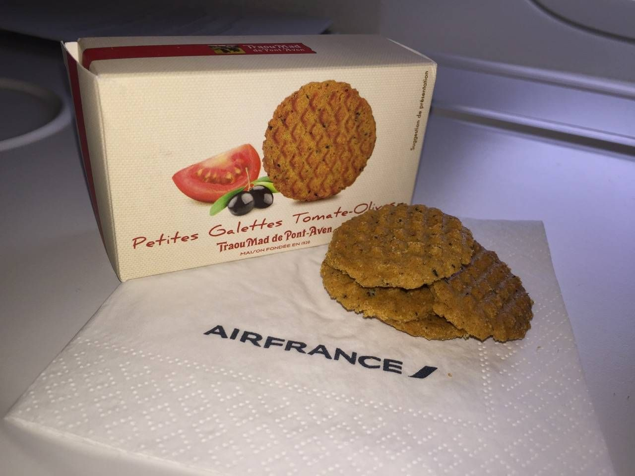 Air France New Business Class-034