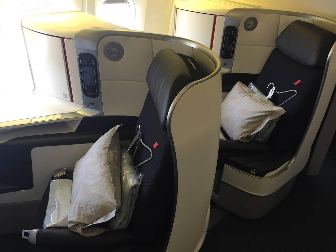 Air France New Business Class-08