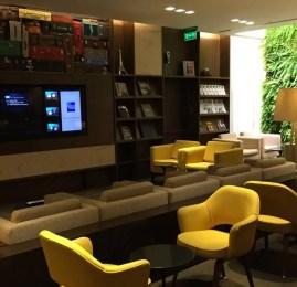 Sala VIP Centurion Club by American Express – Aeroporto de Buenos Aires (EZE)