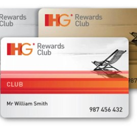 IHG Rewards anuncia mudanças no programa