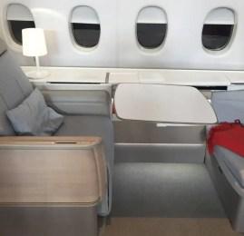 Conhecendo a nova Primeira Classe da Air France – La Première