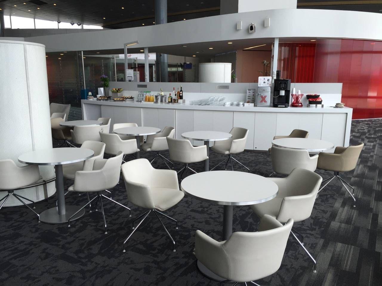 Avianca Lounge Bogota -030