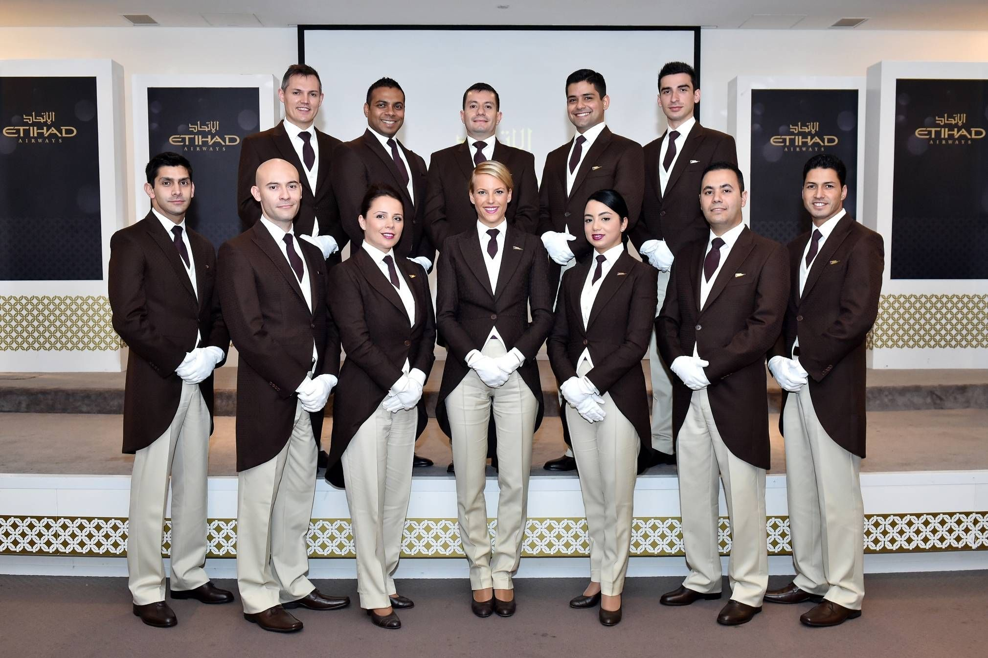 SECOND GROUP OF ETIHAD AIRWAYS BUTLERS COMPLETES SAVOY ACADEMY TRAINING