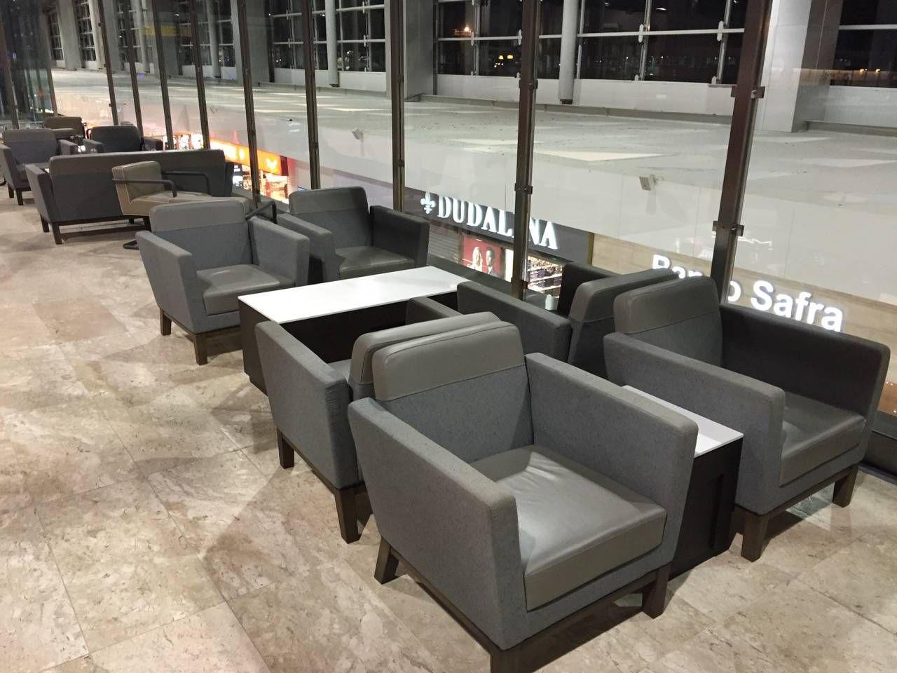 Sala VIP LATAM Guarulhos -022