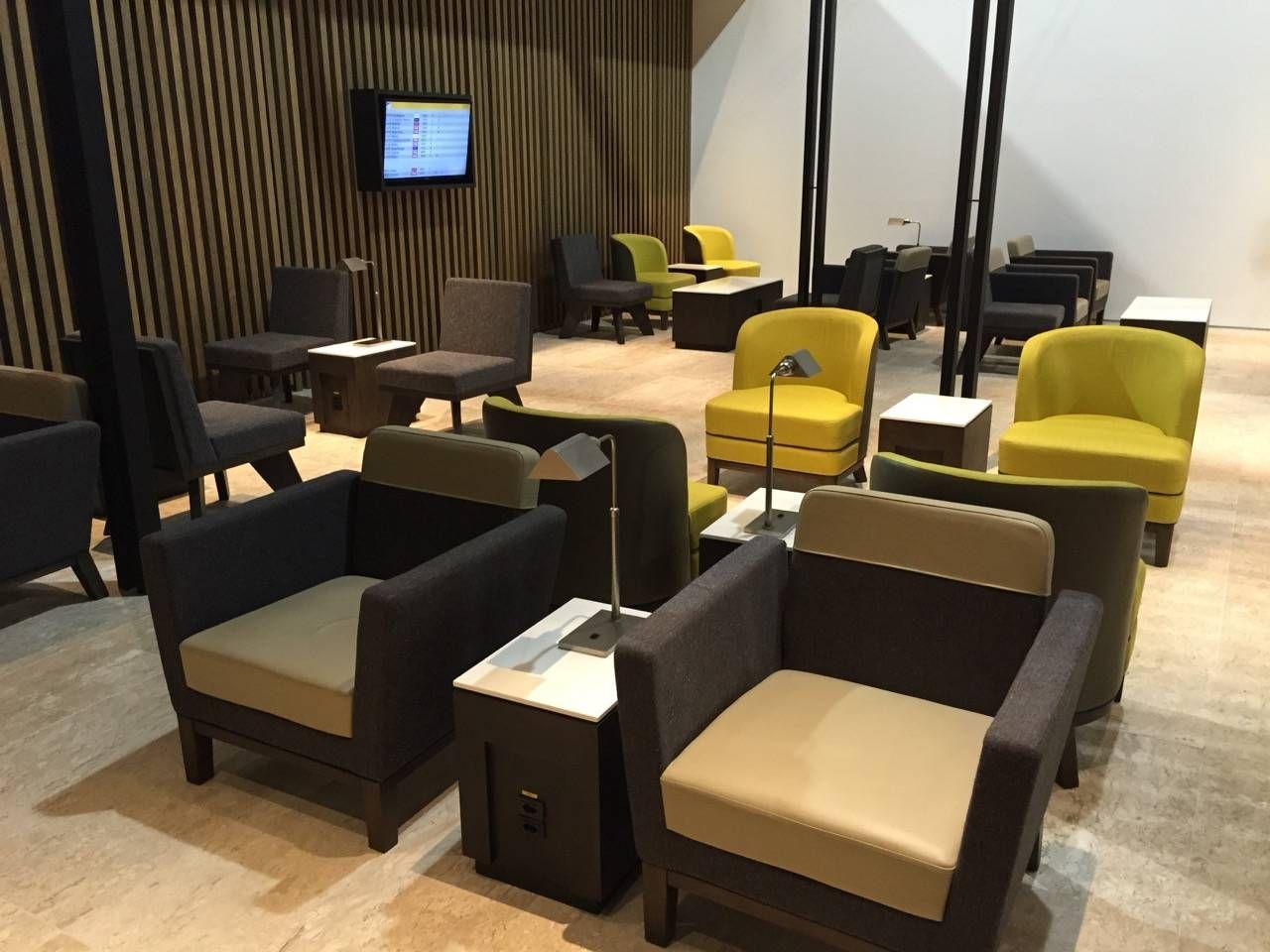 Sala VIP LATAM Guarulhos -07