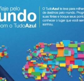 Portadores dos cartões Itaú que transferirem pontos para o TudoAzul podem resgatar passagens para os EUA por 30.000 pontos (ida e volta)