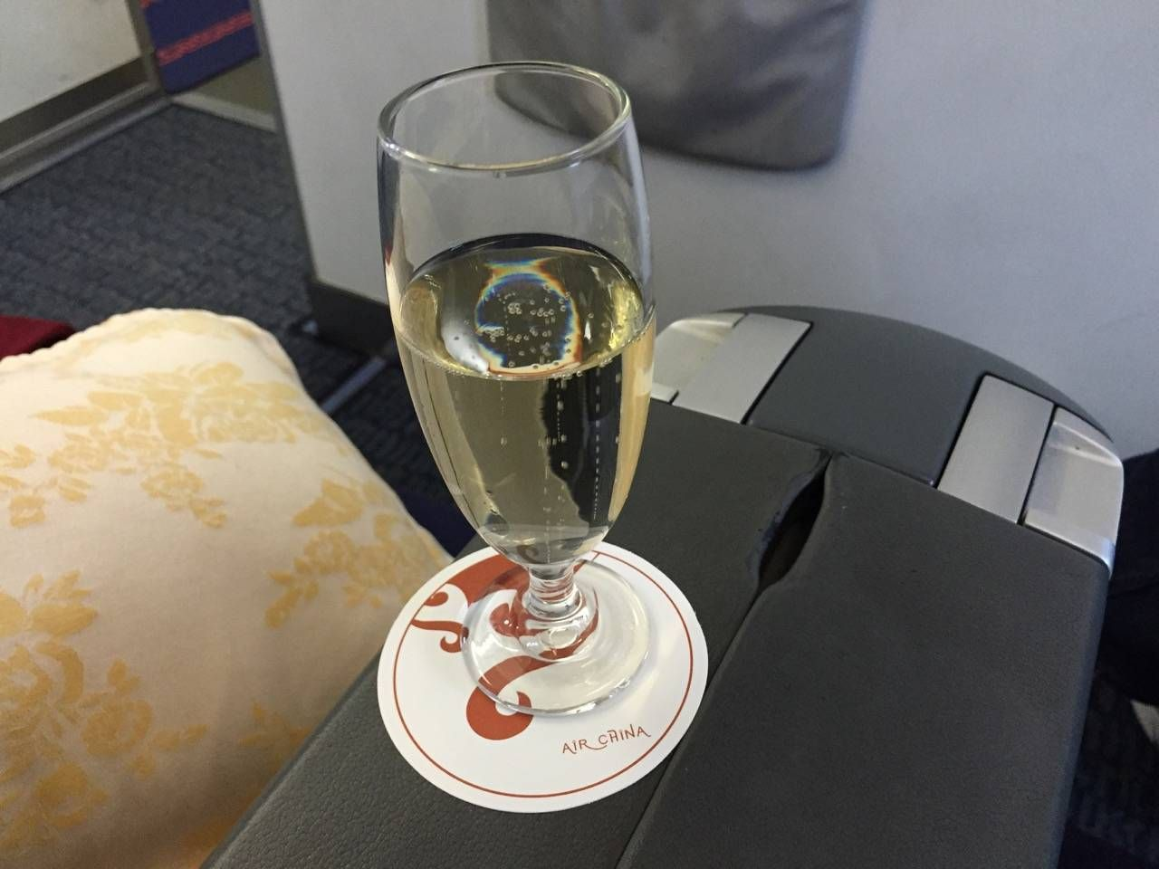 Air China Business Class-011