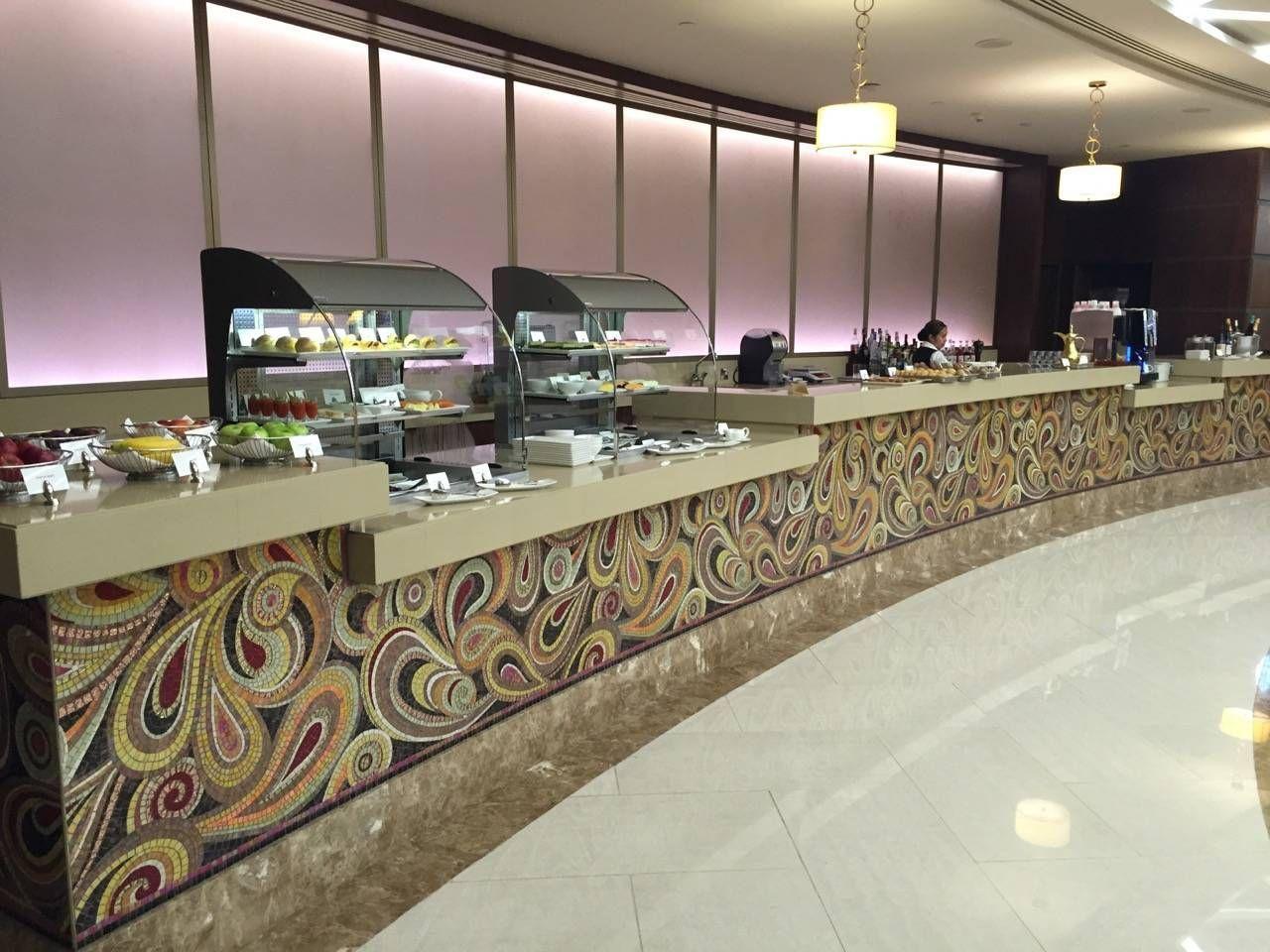 Emirates First Class Lounge Dubai -080