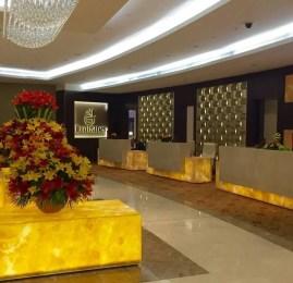 Sala VIP Emirates First Class Lounge – Aeroporto de Dubai (DXB)