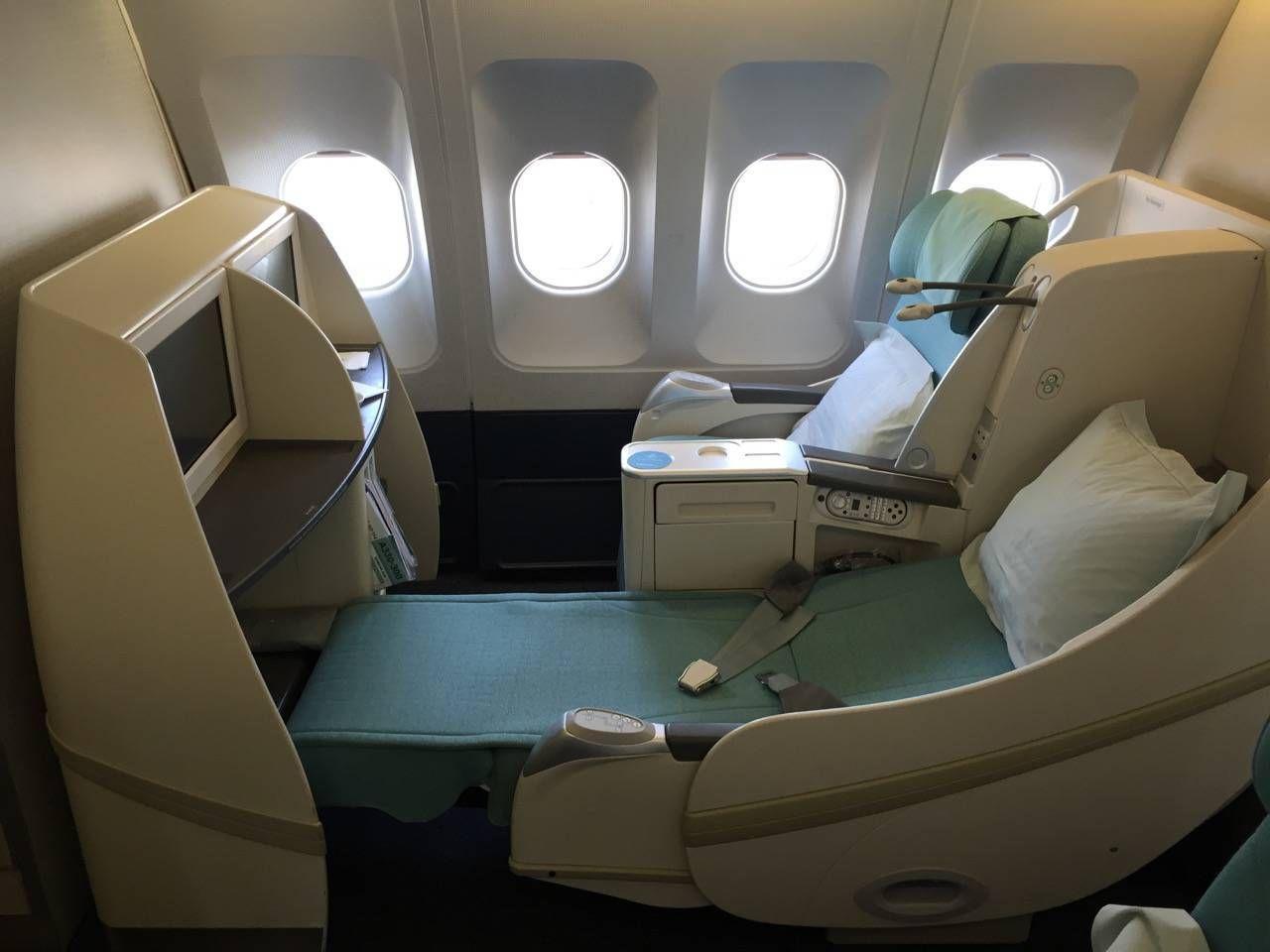 Korean Air First Class A330-020