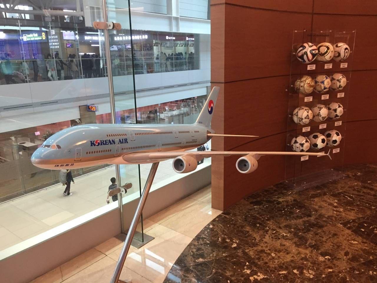 Korean Air First Class Lounge Seoul ICN-014