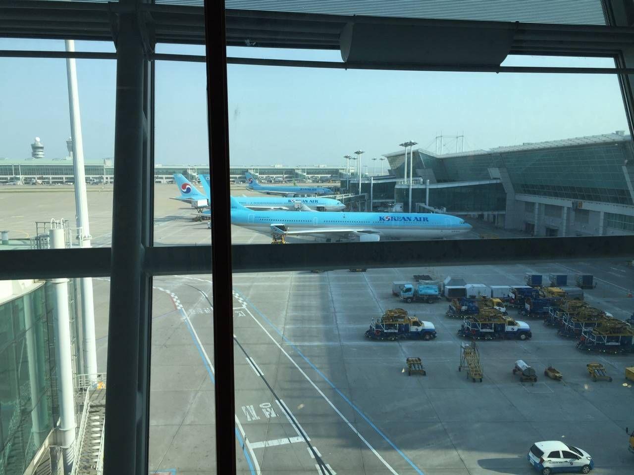 Korean Air First Class Lounge Seoul ICN-039