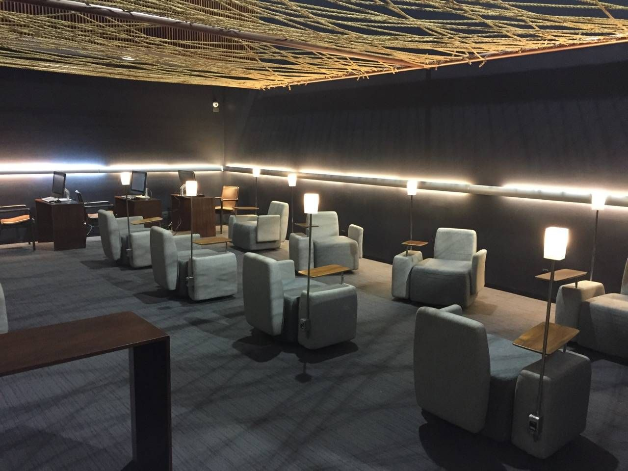 Star Alliance Lounge GRU-017