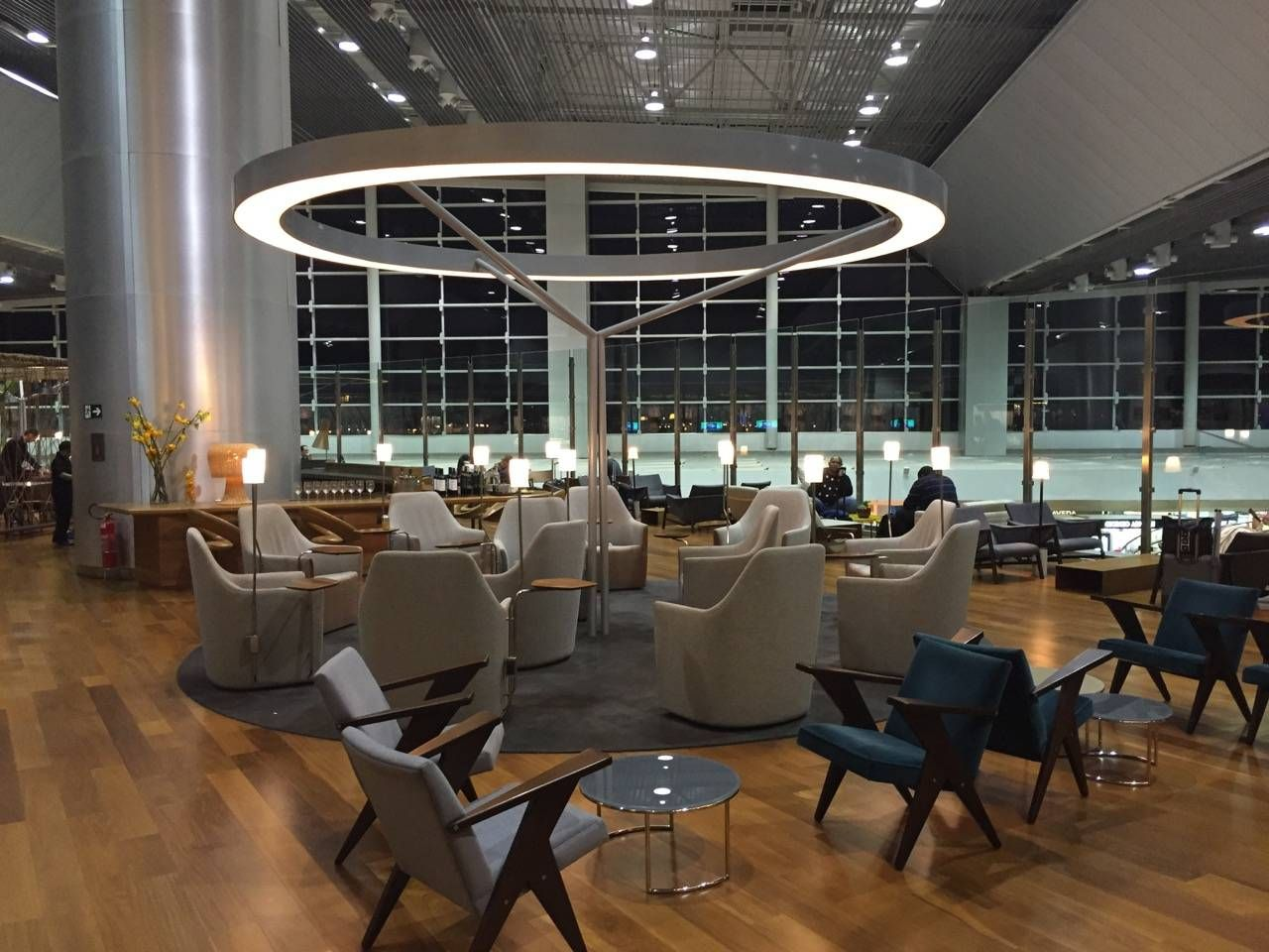Star Alliance Lounge GRU-022